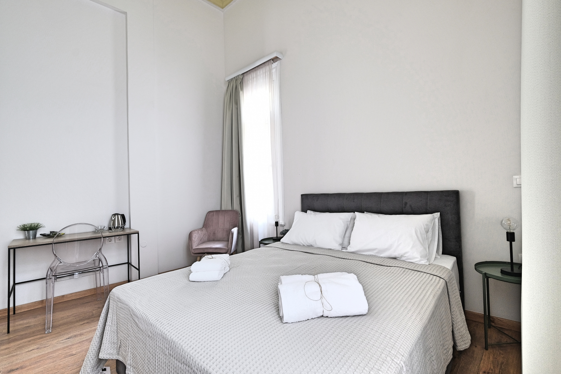 Standard Double Room with Double Bed 3 - Agora Residence - Hotel in Chios