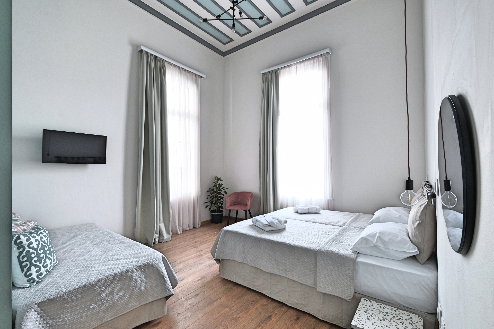 Superior Double Room 4 with Sofabed - Agora Residence - Hotel in Chios