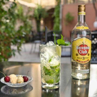 Havana Mojito cocktail